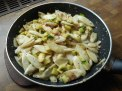Spargel-Zucchini-Gemüse (Rezept)