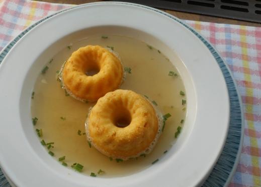 Butterschöberl (Rezept)