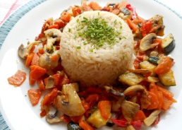 Gemüsereis (Rezept)