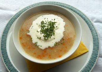 Grießsuppe (Rezept)