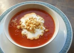 Tomatensuppe (Rezept)